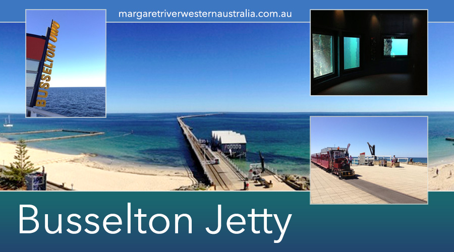 Busselton Jetty, Margaret River Resion